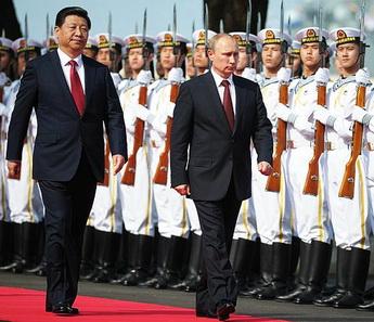 Китай готов передать функцию спасения мира в руки партнёра