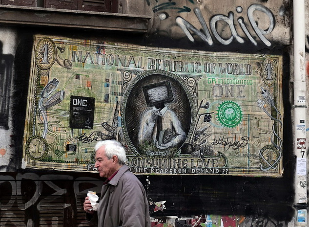 На Западе уже привыкли к тому, что финансовые риски мониторят их