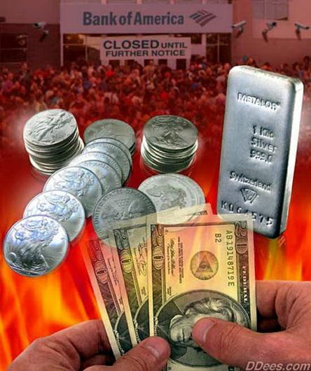 В арсенале «Федрезерва» есть масса финансовых средств (Рис — Дэвид Дис)