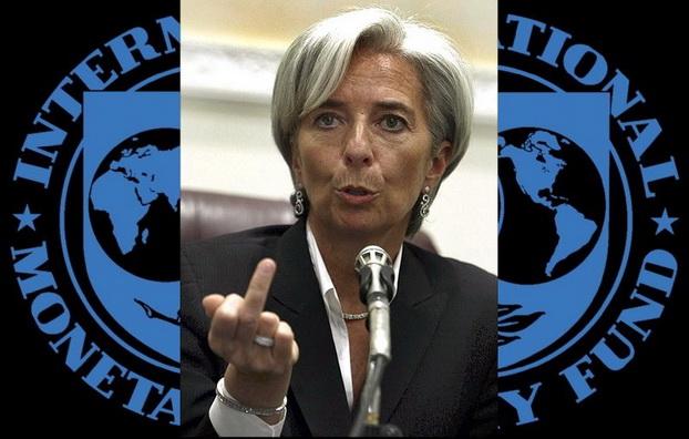 Пожелание миру главы МВФ Кристин Лаггард