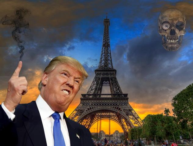 Америка Трампа: объявление антракта парижскому пакту