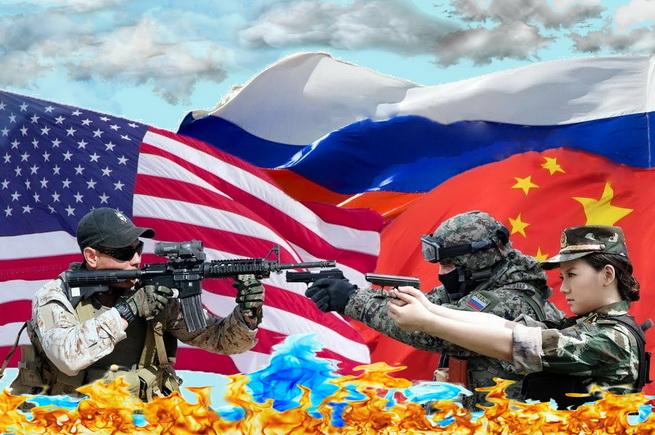 Россией и Китаем начат поход против высокой цивилизации