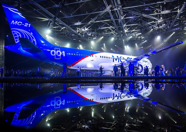 Российское авиастроение: от импортозамещения к экспортной экспансии